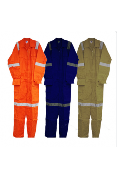 .Thick Reflector Coverall
