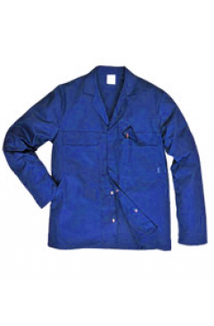 .Single - Sleeved Button Jacket