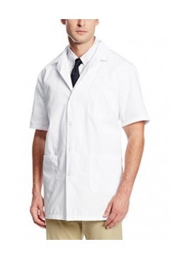 .Lab Coat (Short Sleeve)