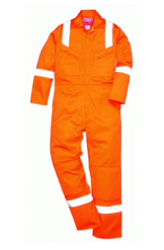 .Flame Retardant Coverall